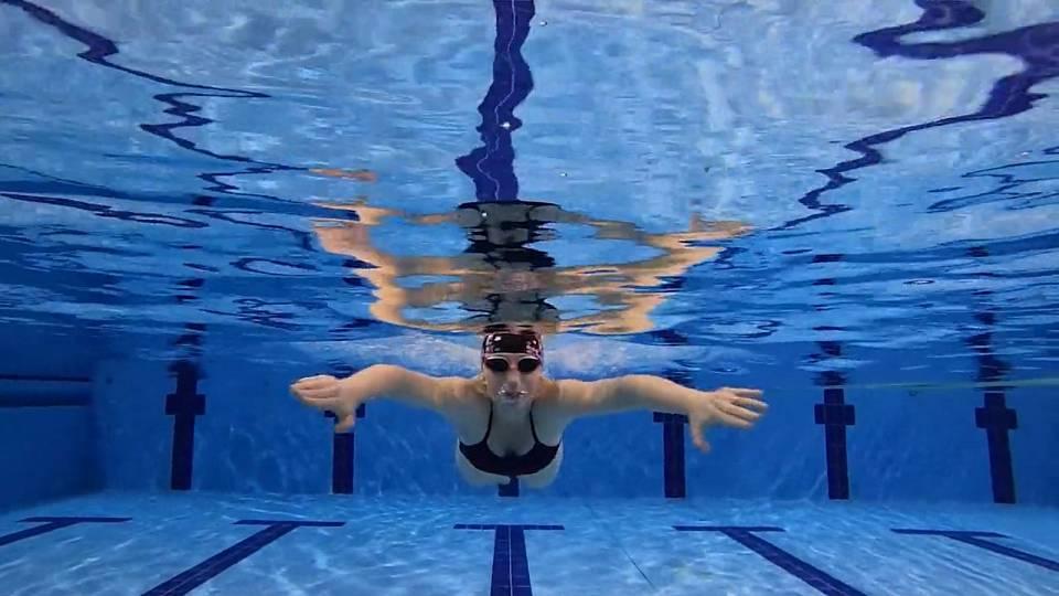 Plavecký způsob prsa