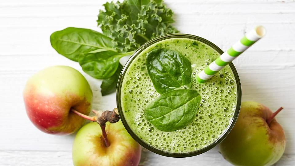 Recept: Smoothie plné vitaminů a minerálů