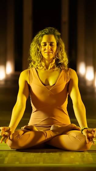 Tantrická meditace 1 (audio)