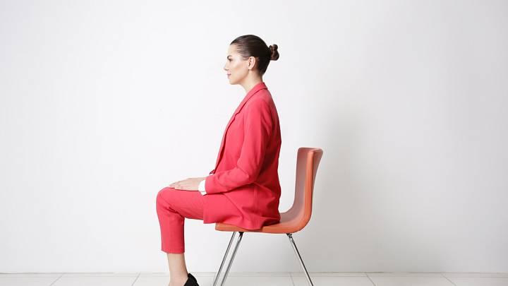 Jak nastavit tělo ve stoji a v sedu