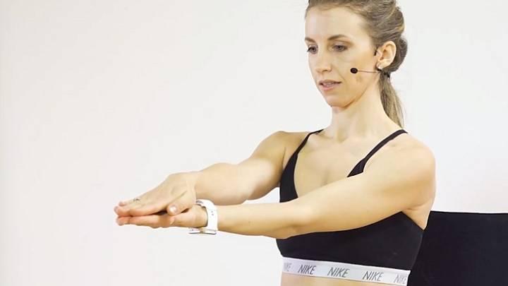 Lucie Ternová: Protažení a uvolnění zápěstí