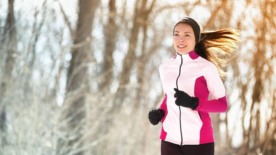 5 věcí o běhání v zimě (audio)