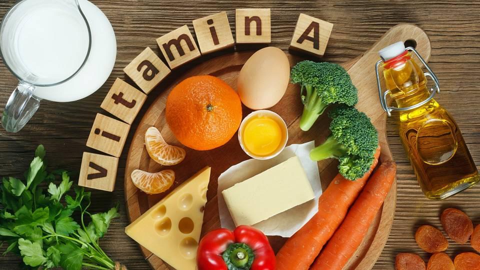 Funkce jednotlivých vitamínů rozpustných v tucích