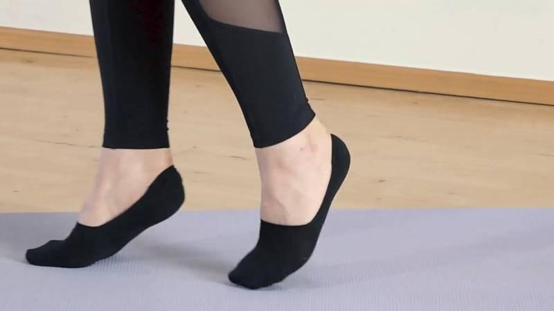 Zdravá chodidla