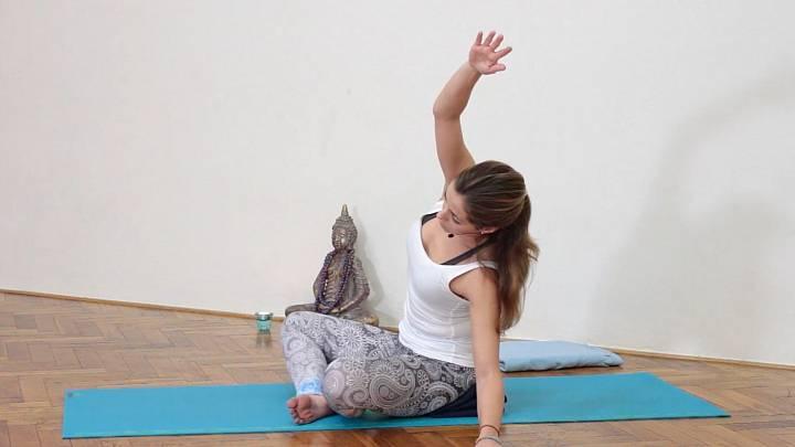 Lekce pro rozpohybování hrudníku