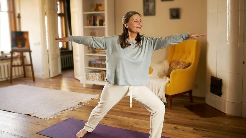Cvičení je klíčem k duševní rovnováze, rychlejšímu metabolismu a mladistvé pleti