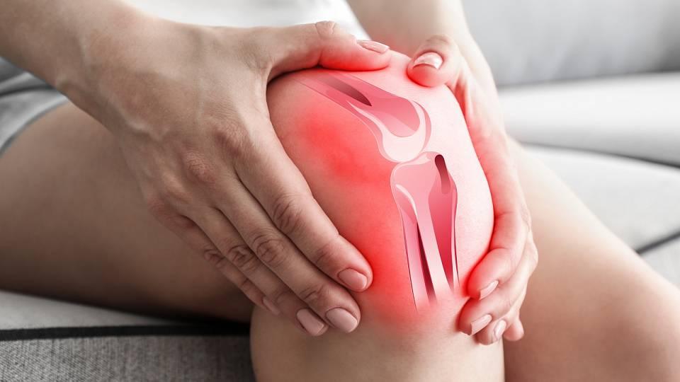 Nejčastější přetížení, která vedou k bolestem kolen