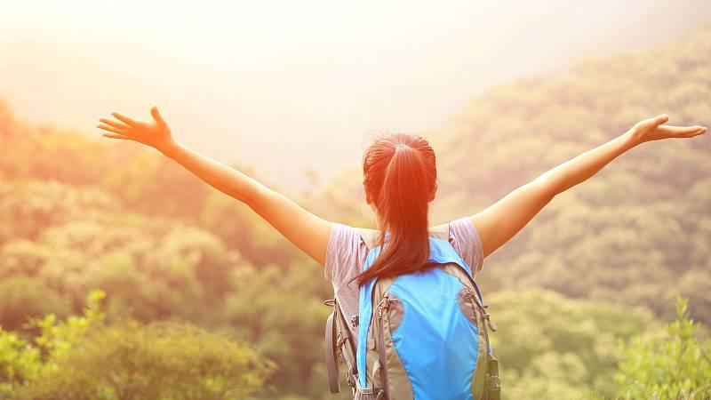 Neprošvihněte chvíle, kdy je třeba dopřát si čas sama pro sebe a cítit se dobře.