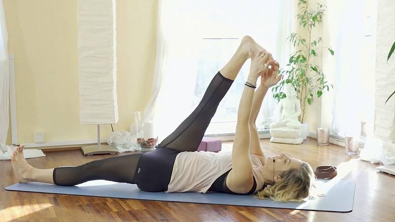 6. Cvičit, meditovat, milovat sebe