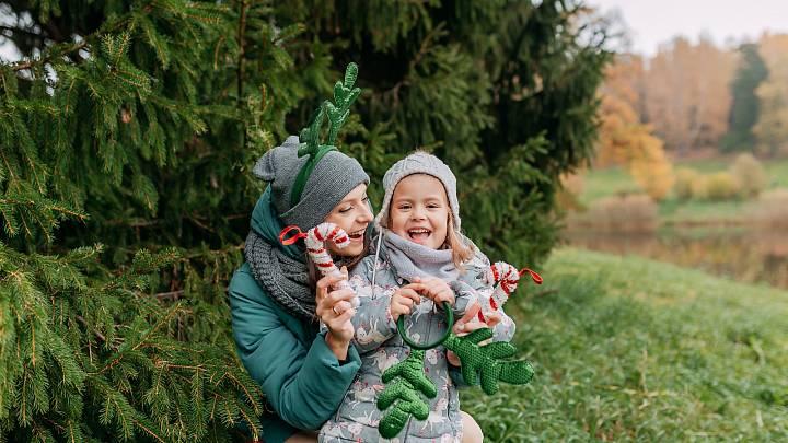5 tipů, jak děti vylákat ven o vánočních prázdninách!