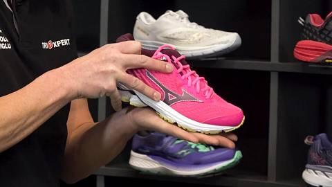 Výběr běžecké obuvi