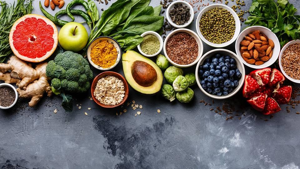 Superpotraviny aneb superhrdinové ze supermarketu