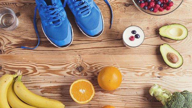 Tipy, jak si sestavit jídelníček při běhání.