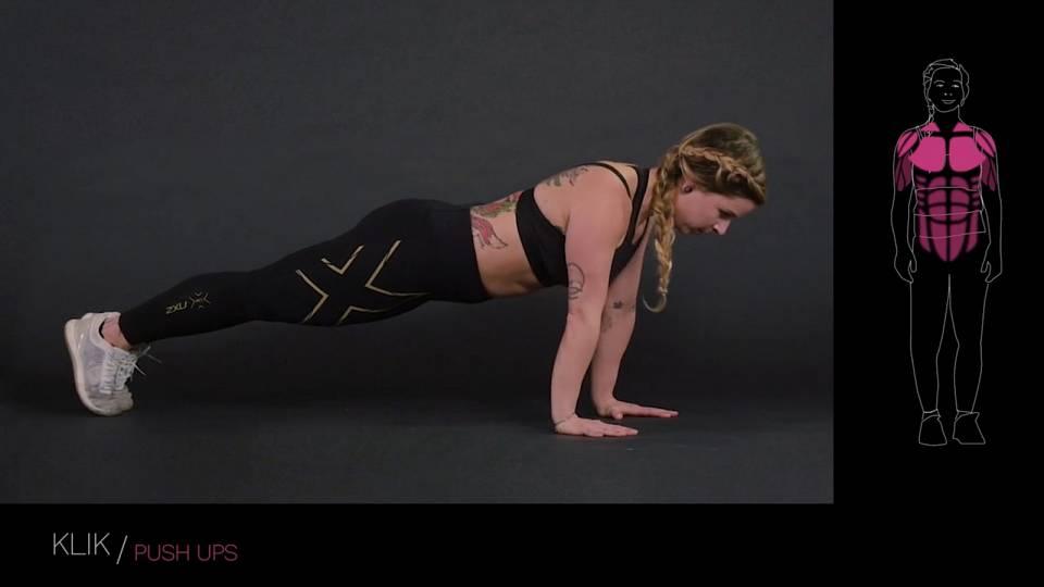 Kliky / push ups