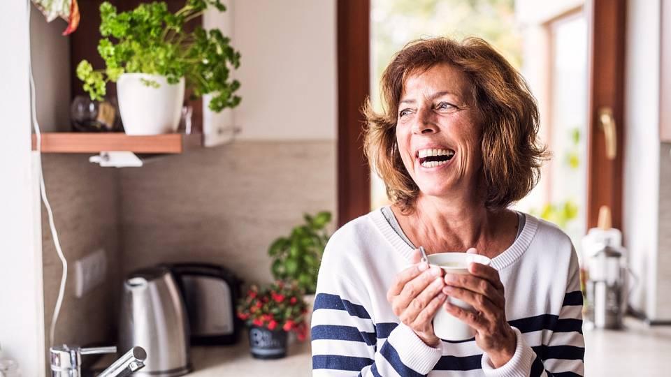 Menopauza: Tyto bylinky pomůžou