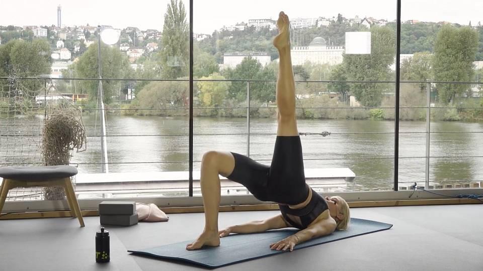 Pilates pro pokročilé