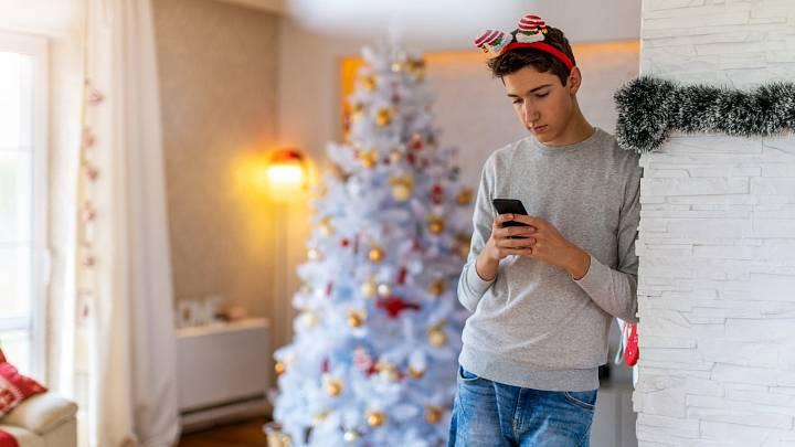 Jak přežít Vánoce s teenagerem? Vy to dáte!