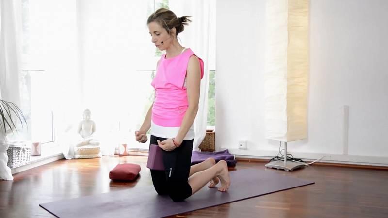 Jóga na otevírání hrudníku, vnitřního já a stimulaci srdce