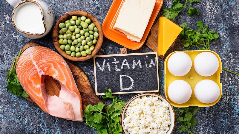 Jak si doplnit vitamin D v zimě