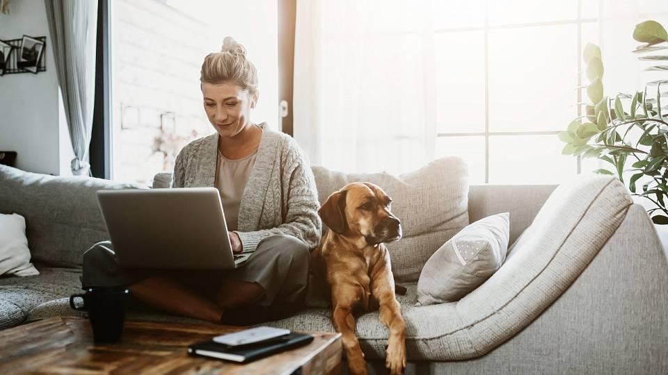Jak oddělit práci a volný čas na home office