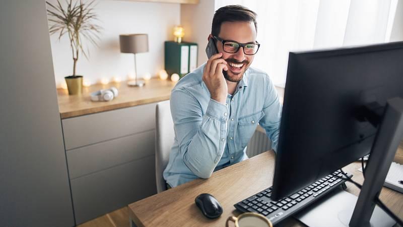 Postavte si doma ergonomickou kancelář