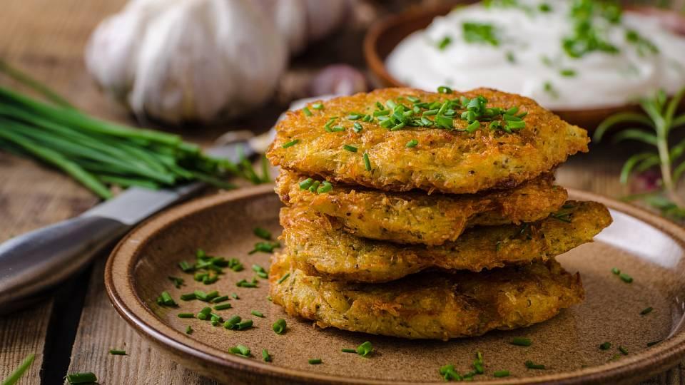 Zdravé bramboráky