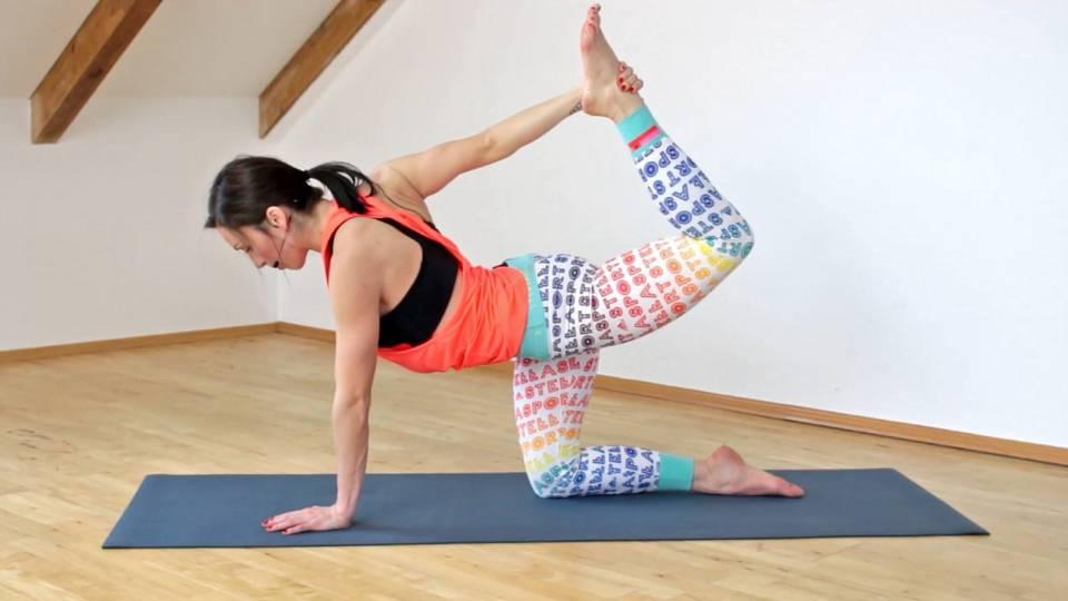 Jóga pro zlepšení flexibility páteře