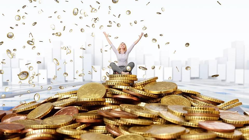 Afirmace: peníze