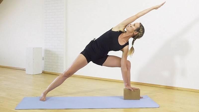 Iyengar jóga: Uvolnění třísel a zlepšení mobility kyčlí