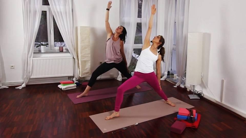 Hormonal balance jóga, 2. čakra