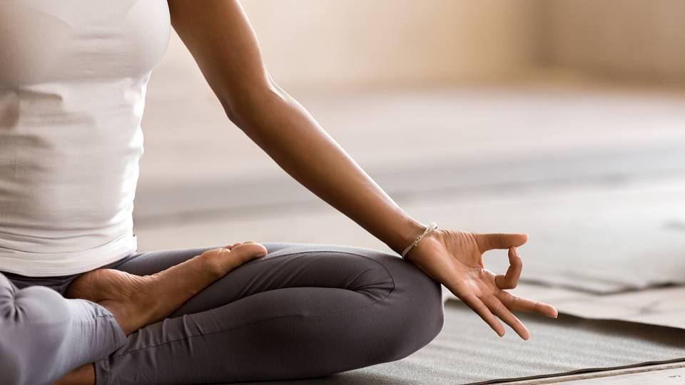 Meditace zklidní hlavu a uvolní tělo