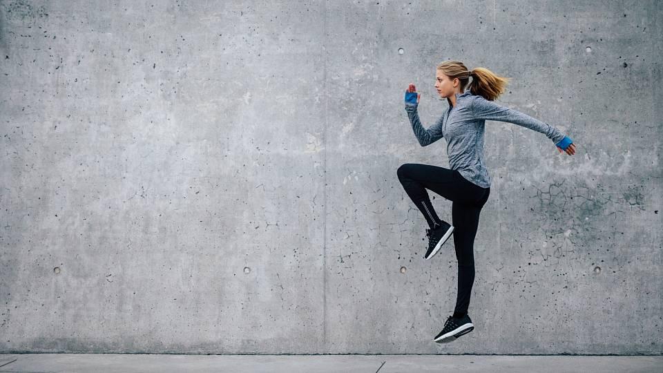 Běhání: Posilovna pro běžce