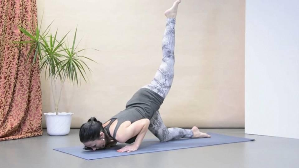 Jóga na posílení středu těla