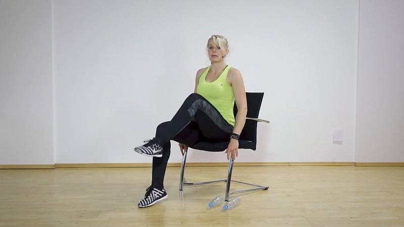 Šetrné cvičení s nadváhou 2
