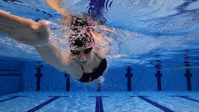 Plavecký styl kraul