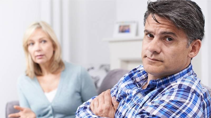 I muži mají svoji menopauzu.