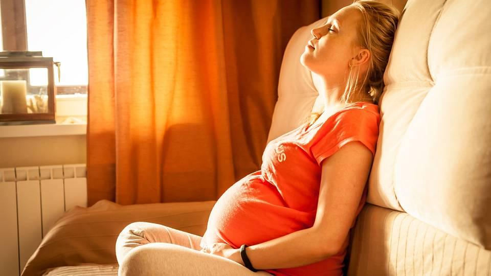 Afirmace v těhotenství