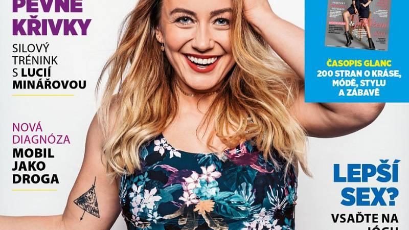 Obálka časopisu Kondice únor 2020