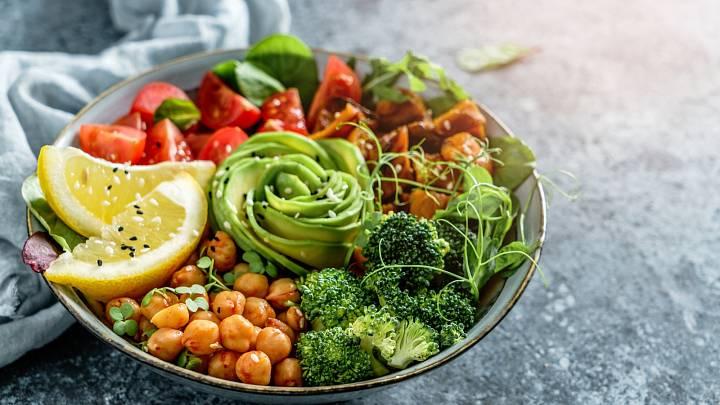6 typů vegetariánské stravy