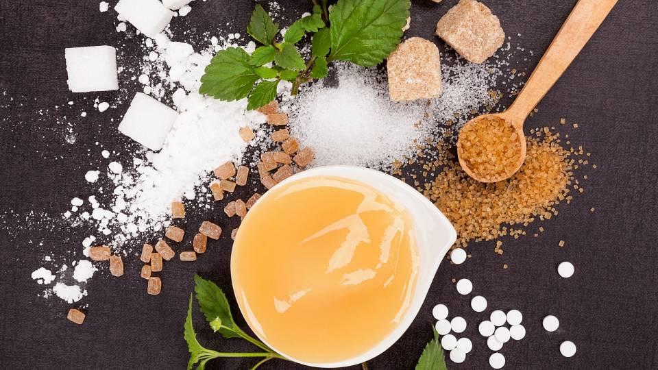 Umělá sladidla jako jediná a správná volba při hubnutí?