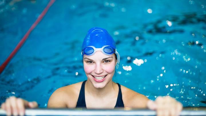 Plavání: Šetrné hubnutí