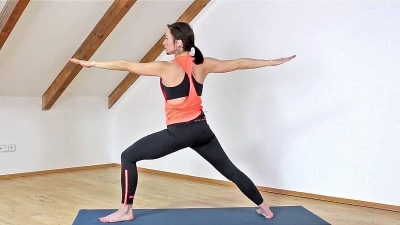 Valentina Lebová: Power jóga