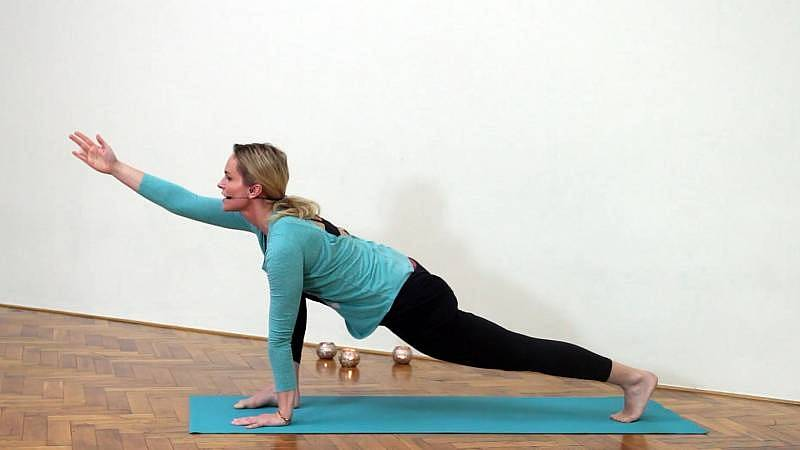 Lekce jógy na druhou čakru - ideální cvičení pro štíry