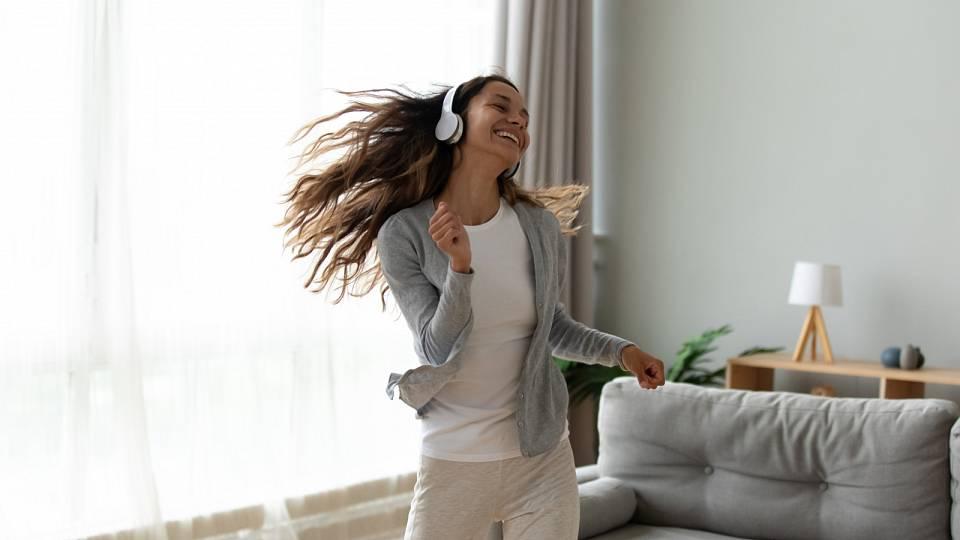 Tanec – terapie pro duši