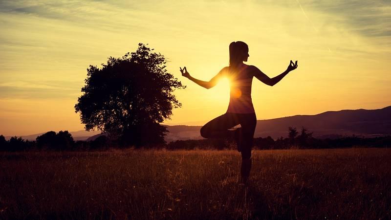 Jóga léčba duše