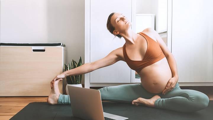Benefity cvičení v těhotenství