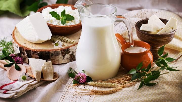 Kozí mléko pro posílení imunity