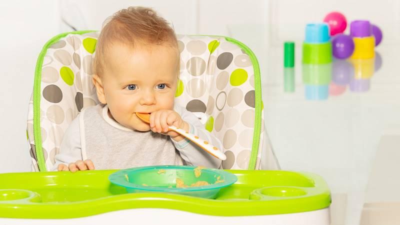 Výživa ovlivňuje zdraví dítěte.