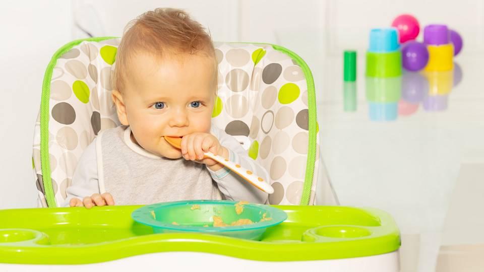 Jak ovlivňuje dětská výživa zdraví dítěte
