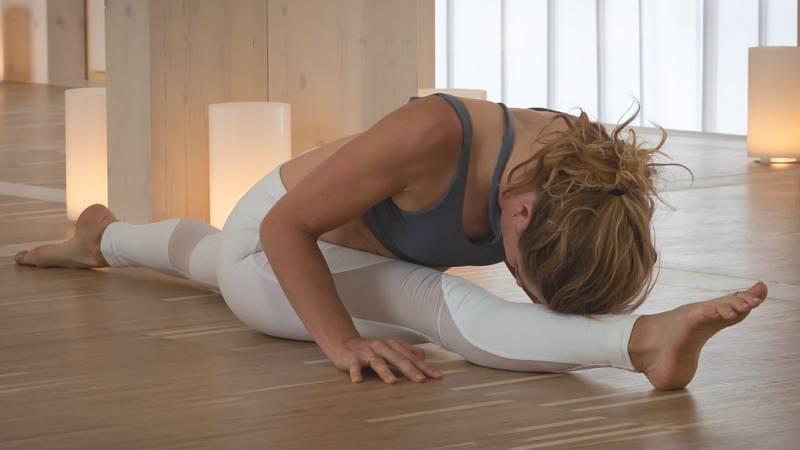 Zuzana Klingrová - skvělé účinky jógy